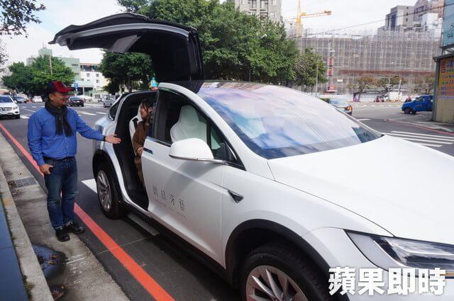 劉得廷醫師-台中全瓷冠推薦-媒體報導-診所提供特斯拉專車接送服務